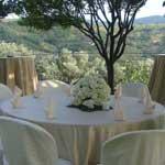 tavolo ospiti cerimonia b&b