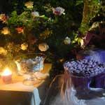 tavolo confetti cerimonia domus laeta b&b